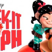Walt Disney Animation Studios Invites you and up to three guests for a screening of WRECK-IT RALPH
