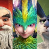 Special Screening of DreamWorks Animation's Rise of the Guardians in Albuquerque, New Mexico