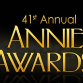 41st Annie Awards Call for Entries Begins Today!