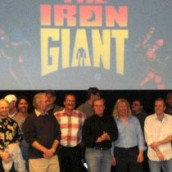 Throwback Thursday #TBT: The Iron Giant Reunion