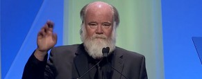 Phil Tippett Receives Winsor McCay at Annie Awards