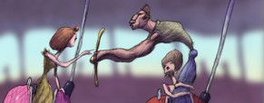 ASIFA Proudly Presents Bill Plympton's Cheatin'