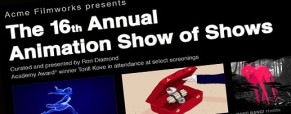 16th Annual Animation Show Of Shows to Screen for ASIFA on September 18th