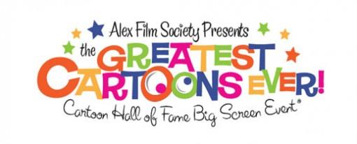 Greatest Cartoons Ever! Big Screen Event at the Historic Alex Theatre