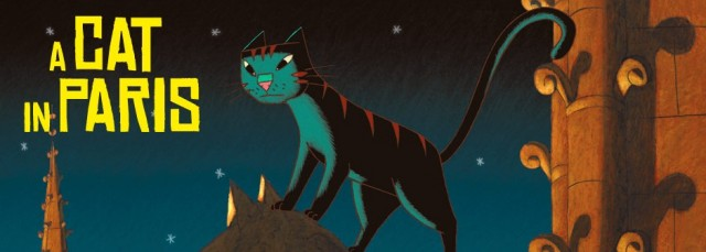 Screening: A Cat in Paris