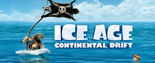 Screening: Ice Age: Continental Drift