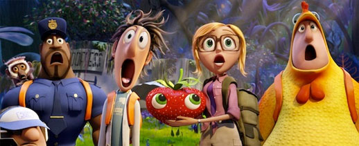 Cloudy With A Chance of Meatballs 2 Screening