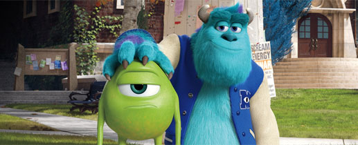 Members Screening of #Disney Monsters University at #Pixar This Saturday