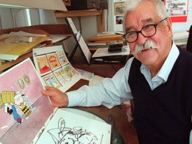 Treasures of ASIFA-Hollywood's Animation Archive: Bill Melendez