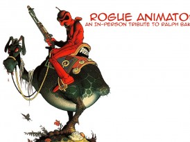Rogue Animator: An In-Person Tribute to Ralph Bakshi
