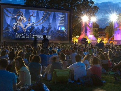 Annecy Gets Ready for June Event