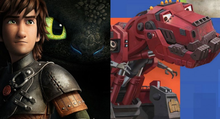 Asifa hollywood dreamworks netflix original series dragons dreamworks netflix original series dragons race to the edge and dinotrux ccuart Gallery