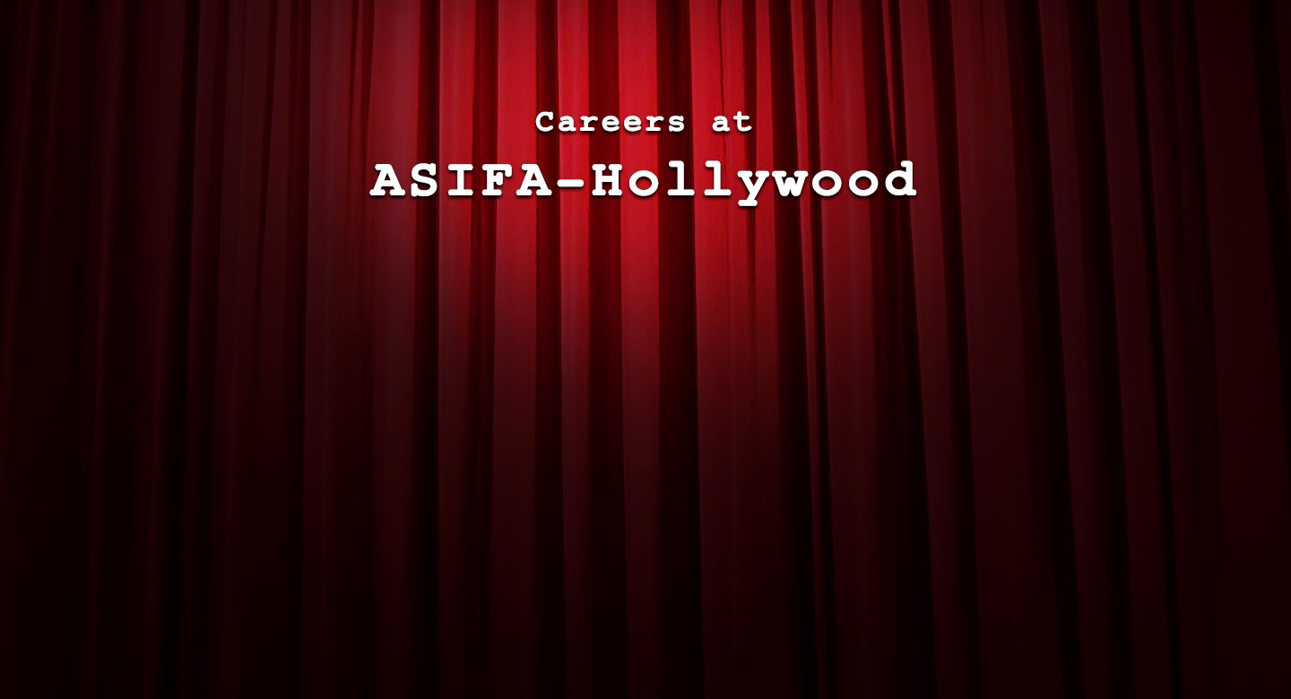 ASIFA-Hollywood Administrative Assistant