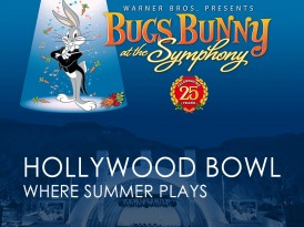Bugs Bunny at the Hollywood Bowl