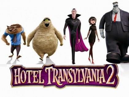 Hotel Transylvania 2 Screening and Q&A