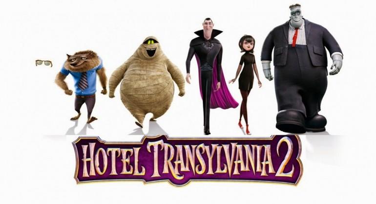 asifa hollywood members screening of hotel transylvania 2
