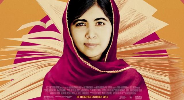 Members Screening of He Named Me Malala