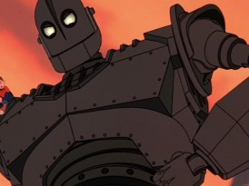 Request for Annie Footage and Photographs of The Iron Giant