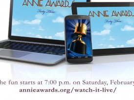 Can't Attend the Annies? Watch Them Live on our Streaming Channel!