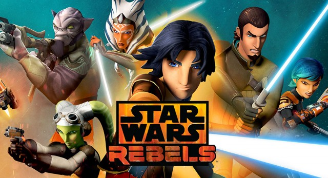 A Very Special Advanced Screening of Star Wars Rebels Season 2 Finale