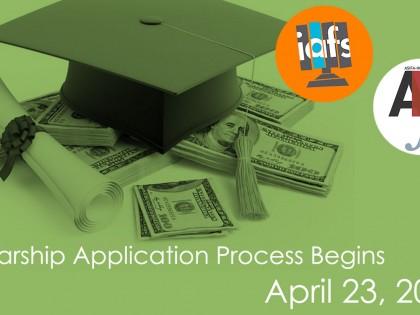 Scholarship Application Process Begins on April 23