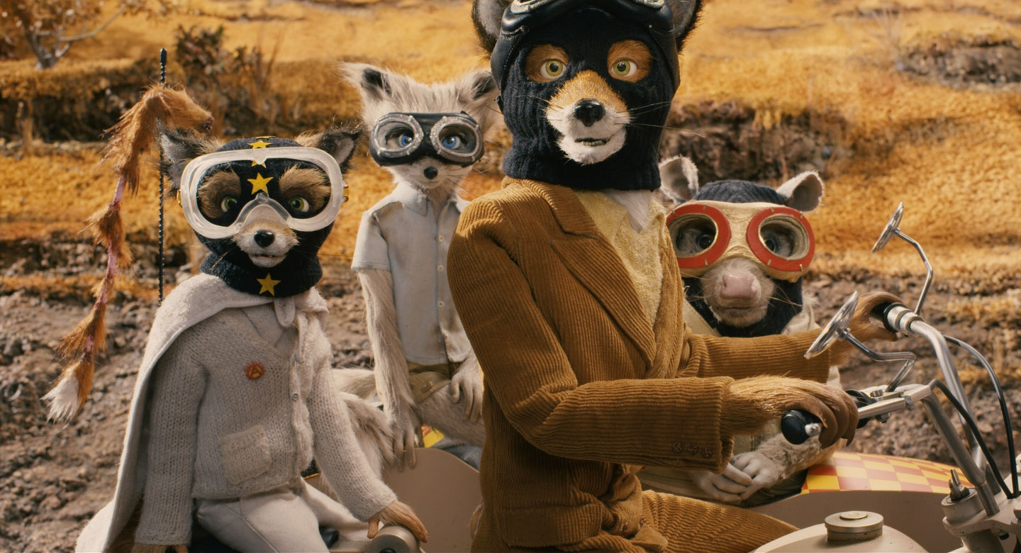 Fantastic Mr. Fox at the American Cinematheque