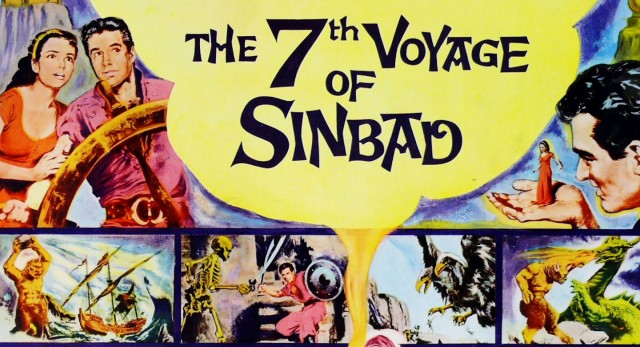 Members Will Receive Discount at The Seventh Voyage of Sinbad Screening at the Alex