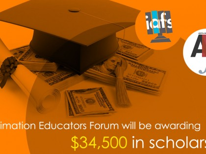 ASIFA-Hollywood's Animation Educators Forum is Taking Applications For Scholarships NOW!