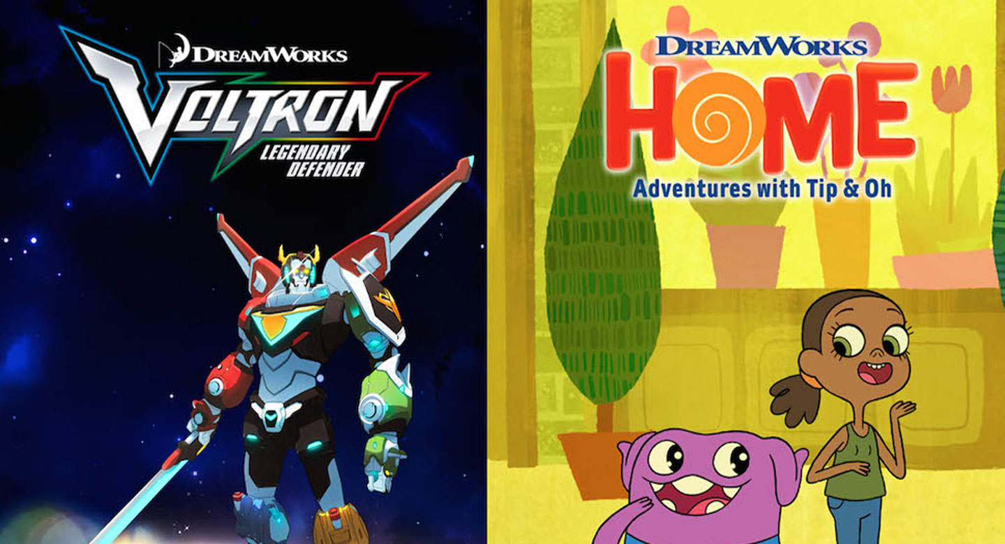 Members Screening of The Rise of Voltron and a Sneak Peek of Home: Adventures with Tip & Oh