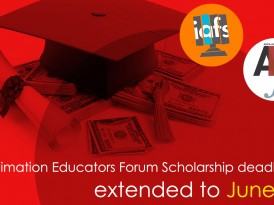 The Deadline for ASIFA-Hollywood's Animation Educators Forum Scholarships Extended to June 30