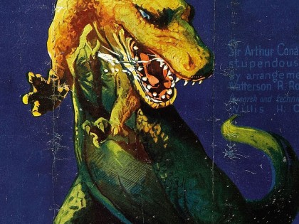 The Alex Film Society Presents THE LOST WORLD July 10