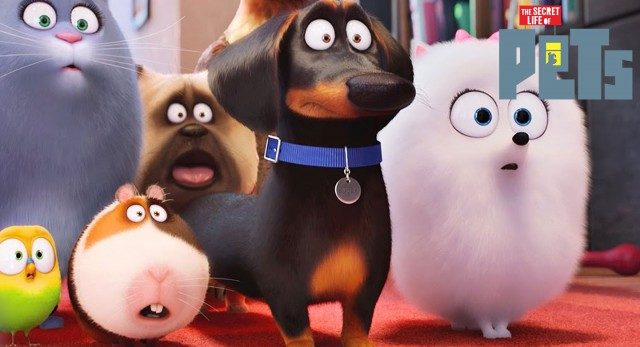 Members Screening of The Secret Life of Pets