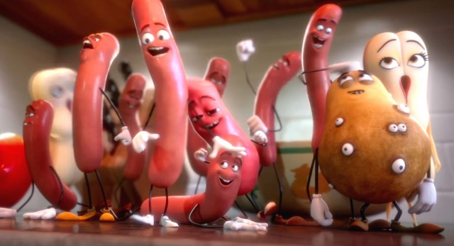 Members Screening of Sausage Party in New York City