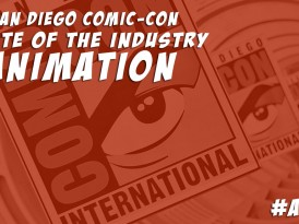 State Of The Industry Animation Panel Video: San Diego Comic-Con 2016
