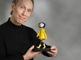 An Evening with Henry Selick has Sold Out but GLAS Animation has arranged an Encore!