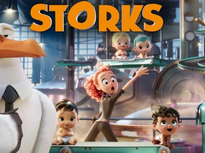 Members Screening of Storks