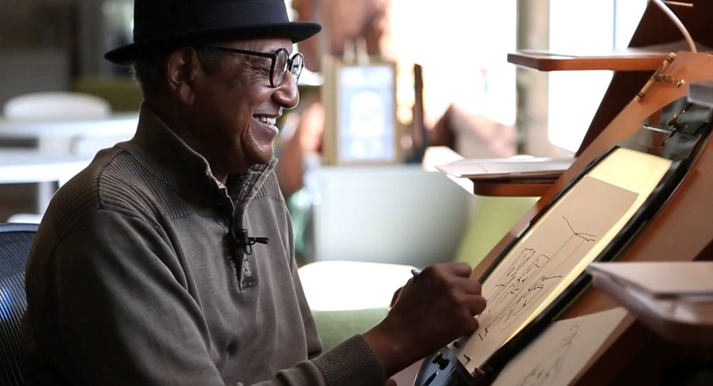 Members Screening of Floyd Norman: An Animated Life