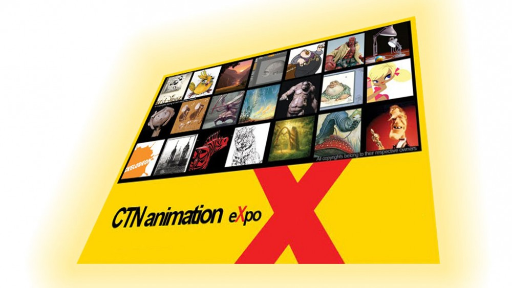 ASIFA-Hollywood and Animation Educators Forum at CTN animation eXpo