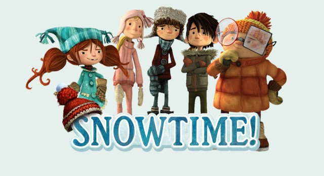 Here's a Chance for You to See Snowtime!