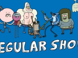 REGULAR SHOW Bows Out with a Bang!
