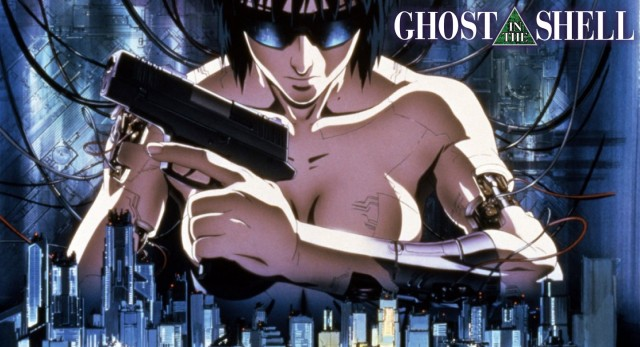 Ghost in the Shell at the American Cinematheque