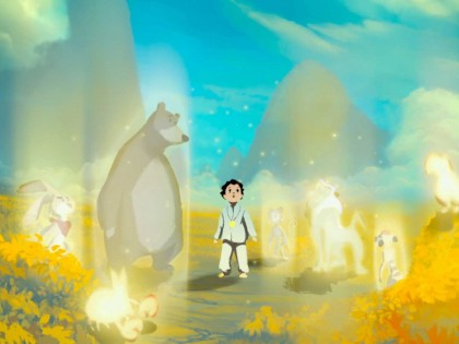 You're Invited to see Annie Award Winning and Oscar Nominated LIFE, ANIMATED