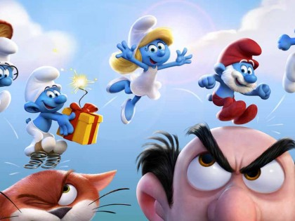 Members Screening of Smurfs: The Lost Village