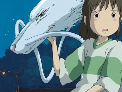 "From the UCLA Archives ""Family Flicks"" Series, a Free Screening of Hayao Miyazaki's SPIRITED AWAY"