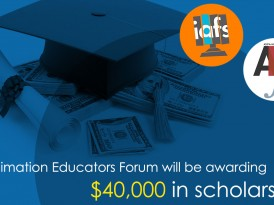 Animation Educators Forum Scholarships Application Extended for One More Week