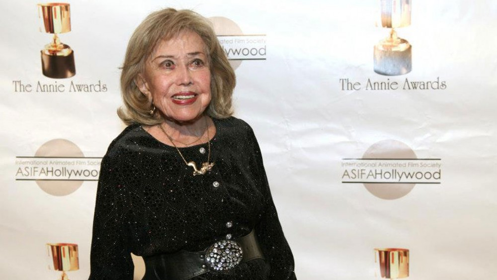 In Memoriam, June Foray 1917-2017