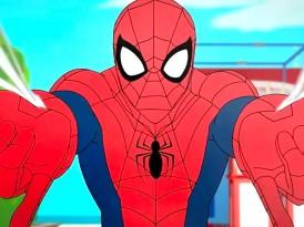 Screening of Disney XD Marvel Spider-Man