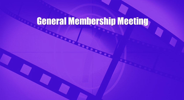 ASIFA-Hollywood's General Membership Meeting on April 28