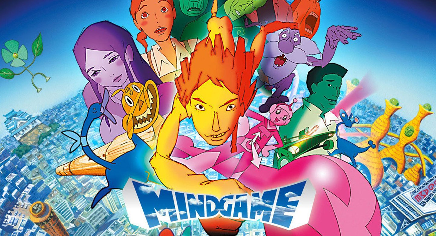 The American Cinematheque Presents the Extraordinary Anime Cult Classic Mind Game