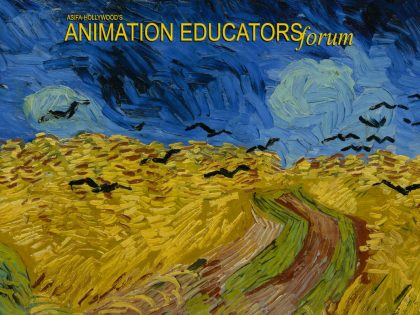 The Animation Educators Forum Faculty Grant Program Calls for Applications